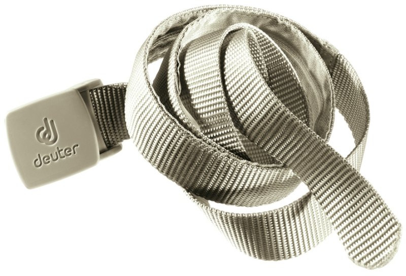 Качественный пояс с карманом Security Belt Deuter  цвет 6010 sand