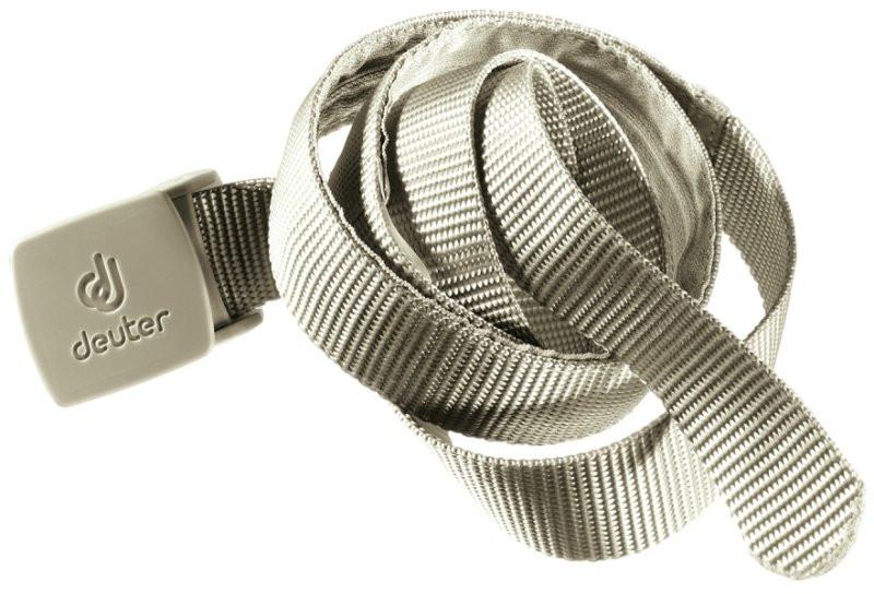 Якісний пояс з кишенею Security Belt Deuter колір sand 6010