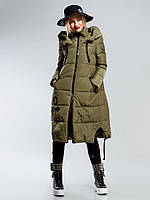 Зимнее очень тёплое женское пальто Производство Китай