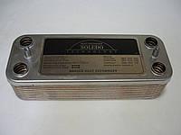 Теплообменник ГВС вторичный пластинчатый 16 пл. Nobel Plus