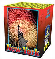 Салют New York 25 выстрелов