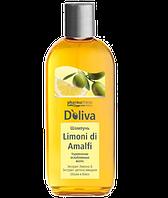 Doliva Шампунь Limoni di Amalfi для укрепления ослабленных волос, 200 мл