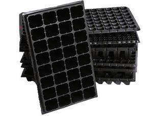 Пластиковые горшки и кассеты для рассады