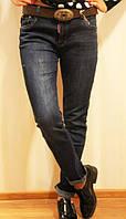Женские джинсы высокая посадка увеличенный размер от 29 до 36