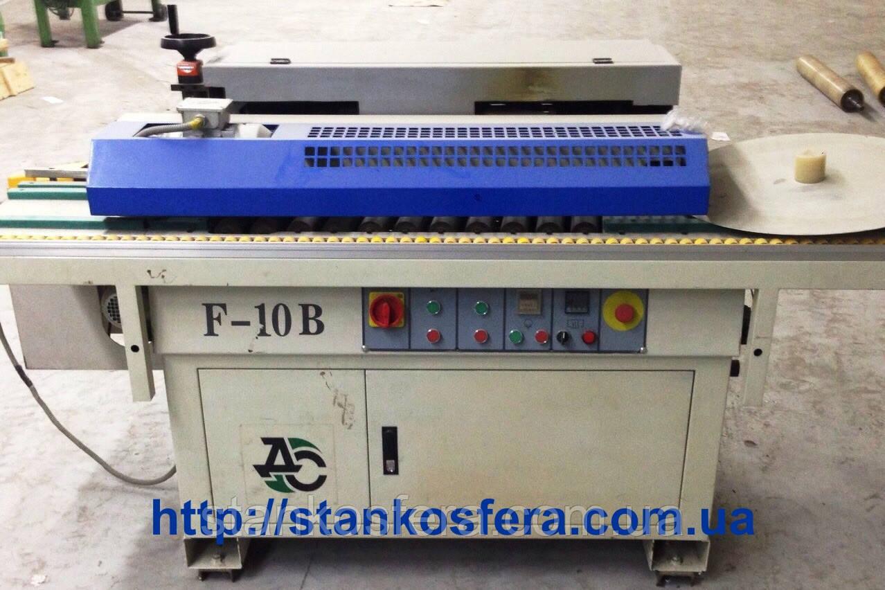 Кромкооблицовочный станок бу F10B (Китай) проходной
