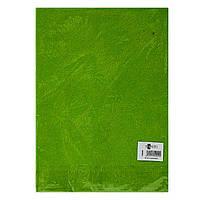 Фетр Santi зеленый для рукоделия и творчества мягкий