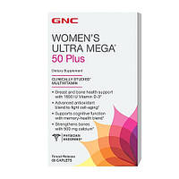 GNC Women's Ultra Mega 50 Plus 60 caps