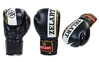 Перчатки боксерские черные 6,8,10,12oz