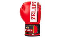 Перчатки боксерские красные 10,12oz