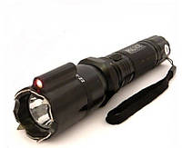Электрошокер Police 288 с лазером Шокер-лазер Оригинальные шокеры Оригинал Качество Надежность Товары защиты