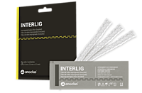Интерлиг, Інтерліг (Interlig, Angelus) шинирующая система (плетенная лента для шинирования зубов)