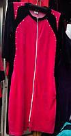 Велюровый халат женский , доставка по Украине