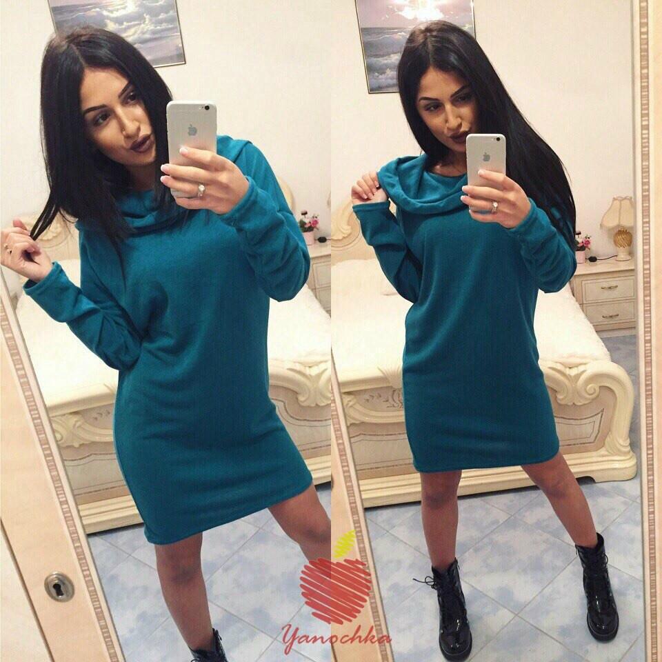Платье с капюшоном купить