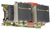 Контактор КТИ-65003 реверс 500А 220В/АС3 ИЭК