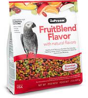 Гранулы для попугая Жако ZuPreem FruitBlend 1,58кг