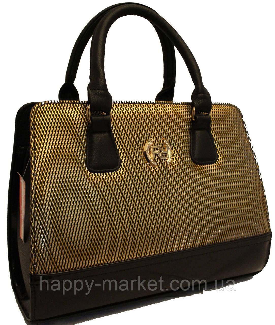 Сумка женская классическая каркасная Fashion  553001-4