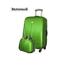 Валіза RGL 882 XL + сумочка-косметичка