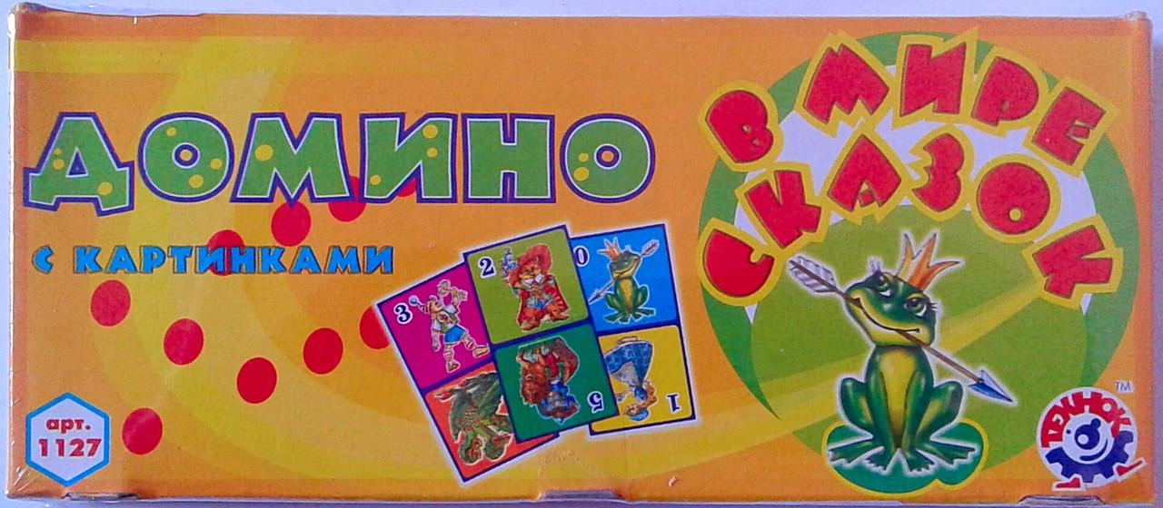 Доміно Дитяче У світі казок 1127 Технок Україна