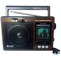 Радиоприемник GOLON RX-9966UAR, радио с аккумулятором