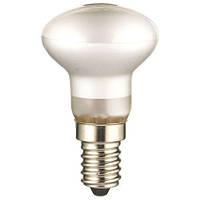 Лампа рефл  DELUX P39 30Вт Е14 мат.