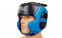 Шлем для бокса мексиканский полная защита Everlast