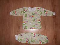 Пижама на рост 116 мальчикам, девочкам, расцветки