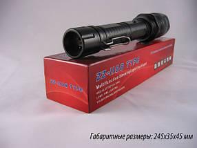 Электрошокер police 1108 TITAN + подарчная  упаковка., фото 3