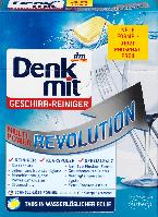 Таблетки для посудомийних машин Denkmit 3 в 1 40 шт