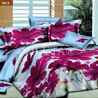 Комплект постельного белья хлопок 2012 евро