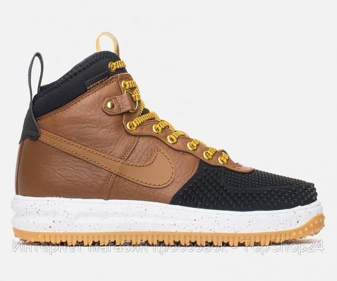 Кроссовки зимние Nike Lunar Force 1 Duckboot