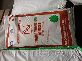 Холин хлористый 60%, витамин В4