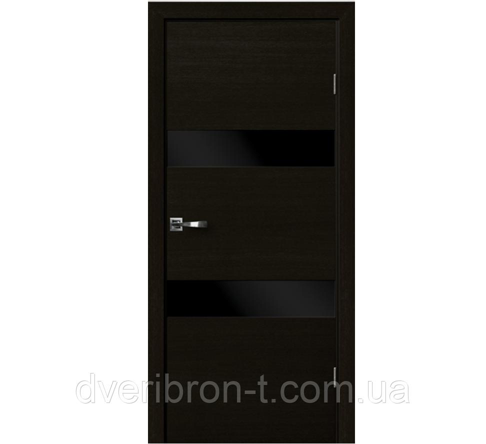 Двери Брама 39.2 шпон дуба венге