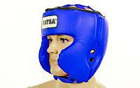 Шлем боксерский Matsa
