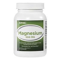 GNC Magnesium 500 120 caps