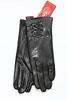 Женские кожаные перчатки  БОЛЬШИЕ