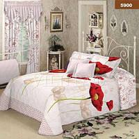 Комплект постельного белья семейный  платинум ранфорс viluta 5900 сайт вилюта