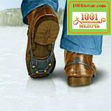 Ледоходы на 5 шипов, ледоступы, антискользители, шипы на обувь, фото 6