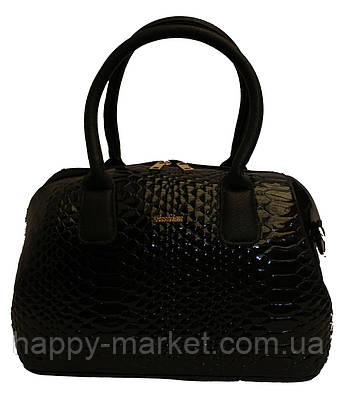 Сумка стильная Саквояж Боченок каркасная Fashion 17-1430-4, фото 2