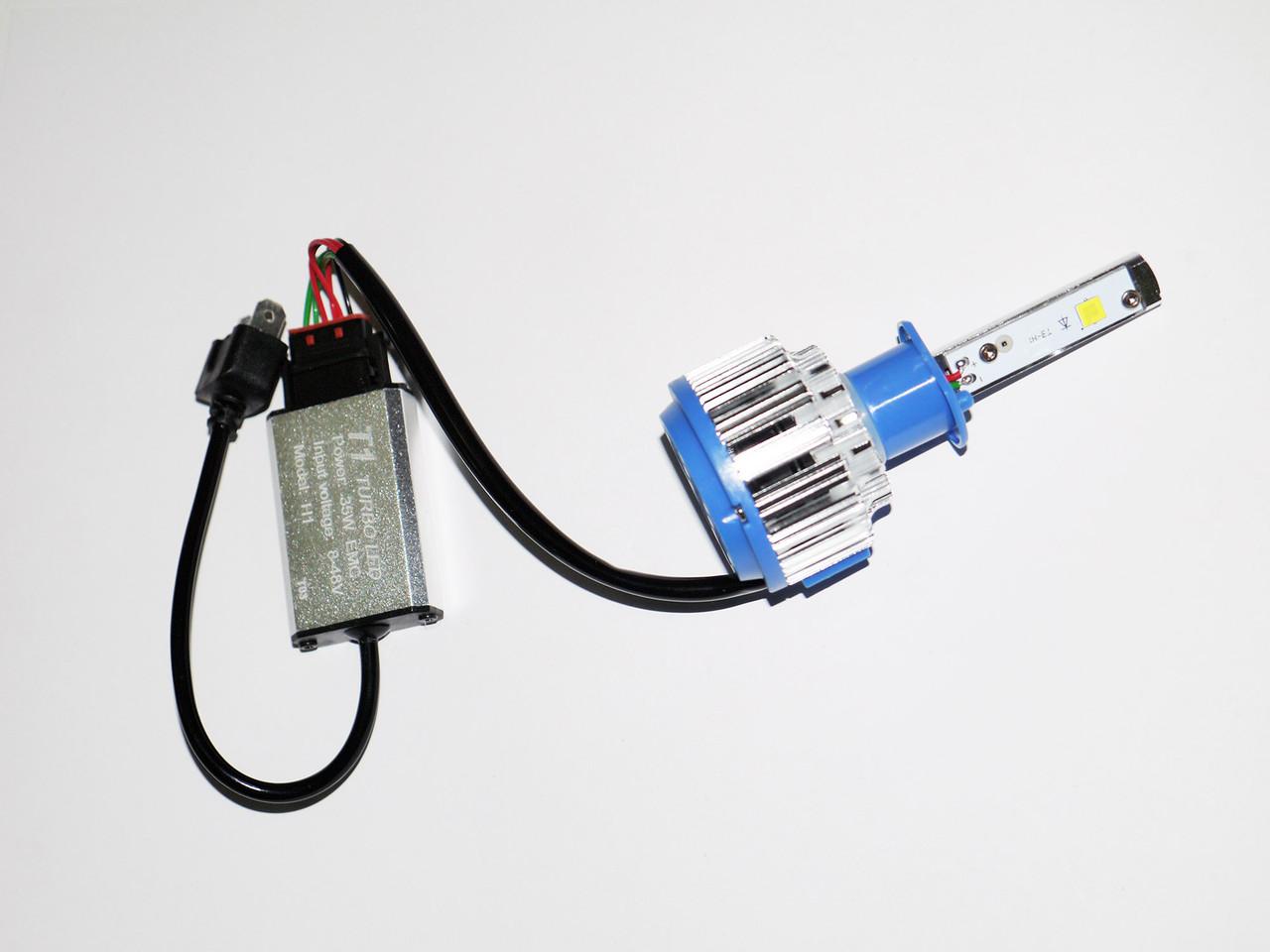 LED ксенон світлодіодний H1 35W 6000K