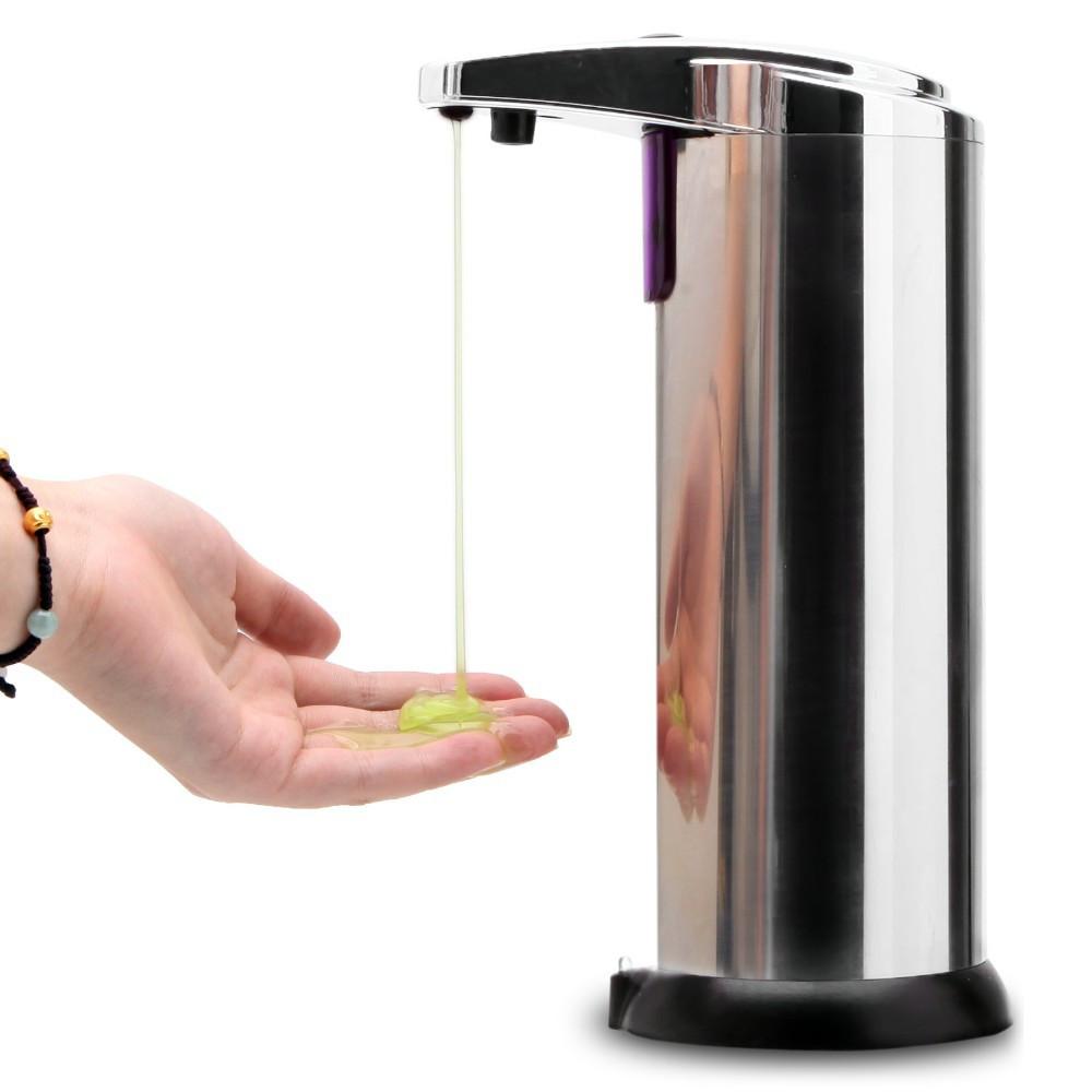 Бесконтактный сенсорный дозатор для мыла GBB