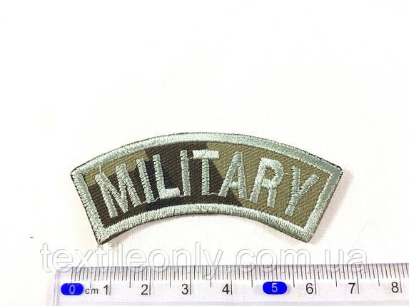 Нашивка Military планка, фото 2