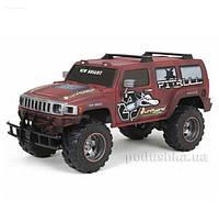 Радиоуправляемый джип Junk Yard Dogz Hummer H3 1:6 New Bright 6676