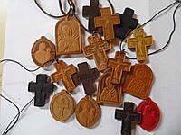 Кожаный крестик, иконка