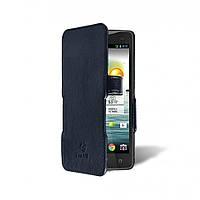 Чехол книжка Stenk Prime для Acer Liquid S1 Duo (S510) Чёрный Гладкий