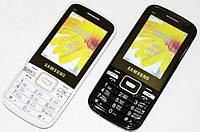Кнопочный мобильный телефон Samsung S4 копия 2 сим FM Bluetooth