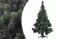 Искусственная сосна европейская темно-зеленая 2.5 м