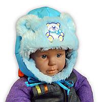 Детская шапка 111
