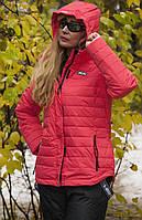 Мембранная зимняя куртка для женщин  BRUGI  Италия