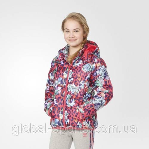 Детская куртка  adidas S ROSE (АРТИКУЛ: S96107)