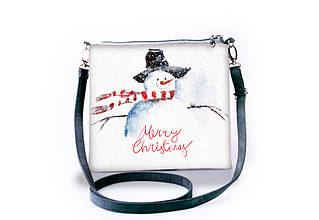 Женский клатч Merry Christmas 32